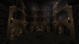 Dark Souls-Inspired Minecraft Adventure Map Minecraft Project