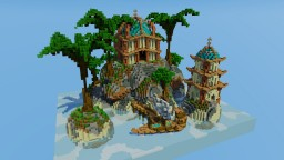 Tropical ❯ Sea Island [FREE DOWNLOAD] Minecraft Project