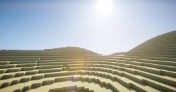 Custom Desert Minecraft Project