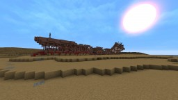 Apocalyptic Adventure Map (no real name yet) Minecraft Project