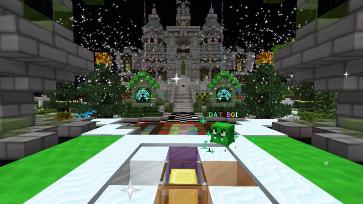 Hub Christmas Edition!