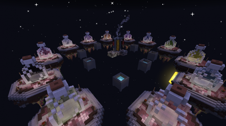 One of our SkyWars maps!