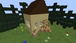 Hello Neighbor Custom House Beta 2! Minecraft Project