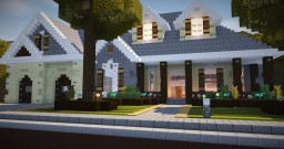 Large Mansion 3 Minecraft Project