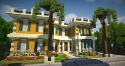 French House Minecraft Map & Project