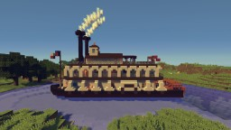 Steamboat Minecraft Map & Project