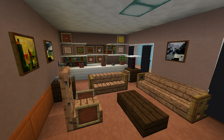 stranger things wheeler house minecraft project. Black Bedroom Furniture Sets. Home Design Ideas
