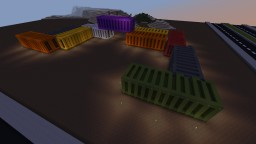 Shipping Containers (Updated for 1.12) Minecraft Map & Project