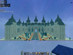 Jenava Troonzaal + Schematic url ( Entropia Empire Calici Midusa Fort Kingdom Medieval) Minecraft Project