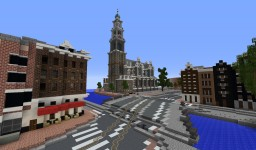Westerkerk Amsterdam (West Church) Minecraft Map & Project