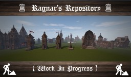 ♖ Ragnar's Repository ♖ Minecraft Map & Project