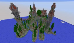 Professional Factions Spawn Minecraft Map & Project