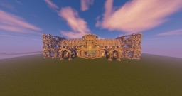 Fantasy Castle in Progress Started 2.12.17 Minecraft Project