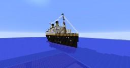 SS Teriada 1:1 scale Minecraft Project