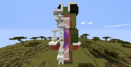 InSide UnSpeakable Minecraft Map & Project