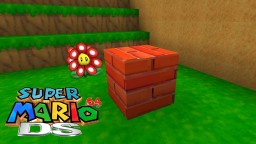 Super Mario 64 (DS) Resourcepack Minecraft