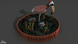 Crane Organic Minecraft Project