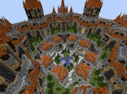 Creative Server Spawn Minecraft Project