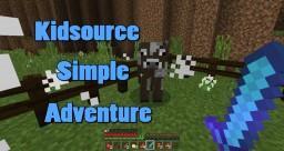 Simple Adventure (MCPE) Minecraft Project