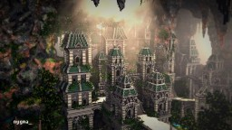 The Forgotten Ruins Minecraft Map & Project