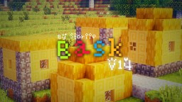 Bask | 8x8 Simplistic Colorful | Version 1.8.9 Minecraft Texture Pack