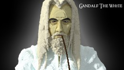 LOTR - Gandalf The White Minecraft