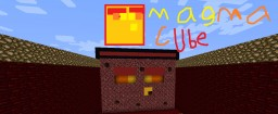 Giant Magma Cube Boss Battle Minecraft Map & Project