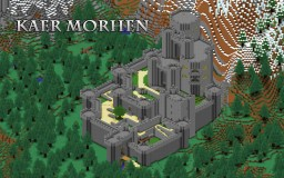 Kaer Morhen Minecraft Map & Project