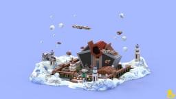 STARBASE Hub Minecraft Project