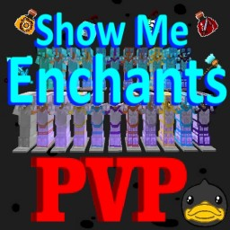 RaulH22 PVP - v2.5 (Show me enchants) Minecraft Texture Pack