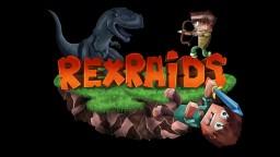 Rex Raids | /FreeRank | Limited Time | Minecraft Server