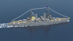 "[OIR] Binarri Battleship ""Lusankya"" Minecraft Map & Project"