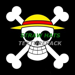 STRAW HATS PACK 1.8 - 1.12.2 Minecraft Texture Pack