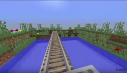 Minecraft Minecart Bridge Minecraft Project