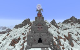 Mage Inspired Observatory Minecraft Map & Project