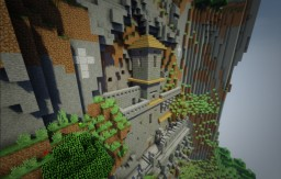 Ostrog Monstery Minecraft Map & Project