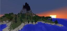 Vocano Island Minecraft Map & Project