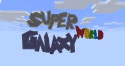 Super Galaxy World Minecraft Map & Project