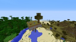 Sky Island Challenges (Beta) Minecraft Project