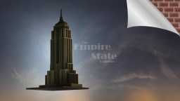 The Empire State Building - NYC Minecraft Map & Project