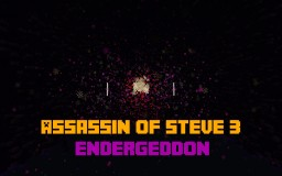 Assassin of Steve 3 - Endergeddon [1.11.2 Adventure Map] Minecraft