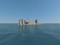USS America (remake) Minecraft Project