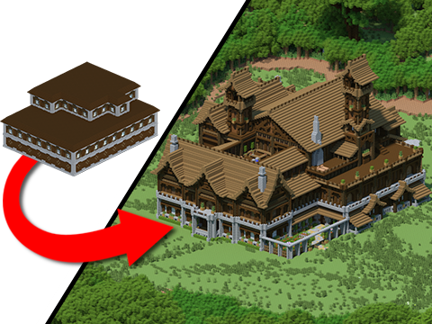 How To Build A House On Woodland