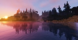 Dream Lake - Nrkj and CrohPsh Project Minecraft Project