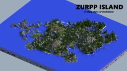 - Zurpp Island - A top secret island map Minecraft Map & Project