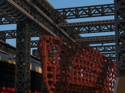 WSC : Harland And Wolff Arrol Gantry Minecraft Map & Project