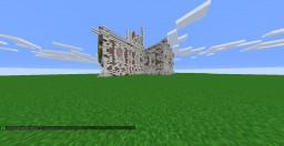 Brazilian Neoclassical Palace Minecraft Project