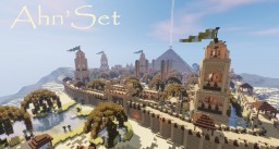 Desert City of Ahn'Set Minecraft Project