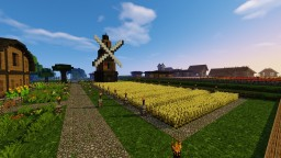 One of my world - Suntown Minecraft Project