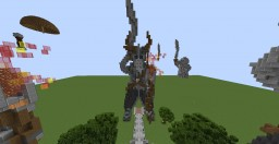 Statue Minecraft Project